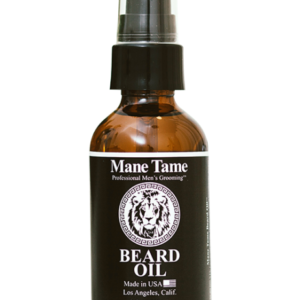 Mane Tame Beard Oil 2oz