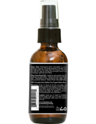 Mane Tame Beard Oil 2oz Back