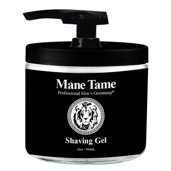 Mane Tame Shaving Gel 16oz