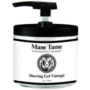Shaving Gel Vintage_Front Label_Open Pump (1)
