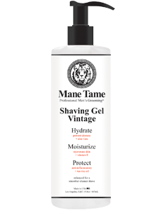 Vintage Shaving Gel PNG 2