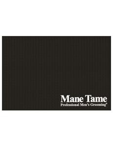 Mane Tame Barber Station Mat – Classic Black