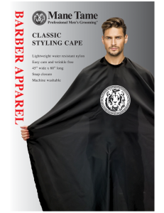 Mane Tame Classic Styling Cape