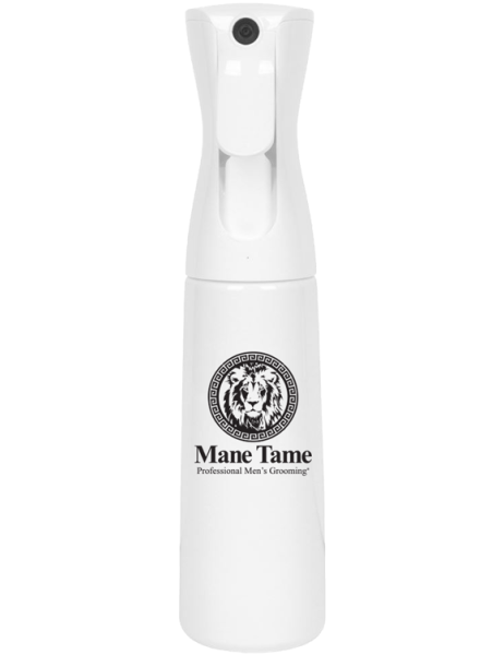 Mane Tame Continuous Spray Bottle White  10oz