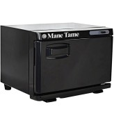 Mane Tame Mini Towel Warmer – Black