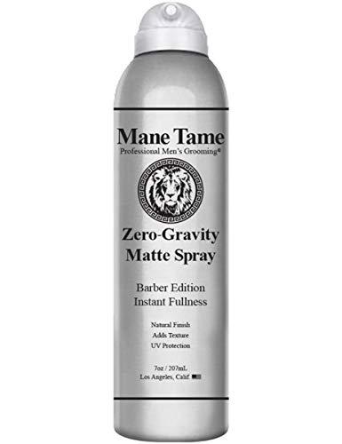 Mane Tame Zero-Gravity Matte Spray 7oz