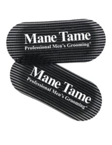 Mane Tame Hair Grippers 2-Pack Black - web