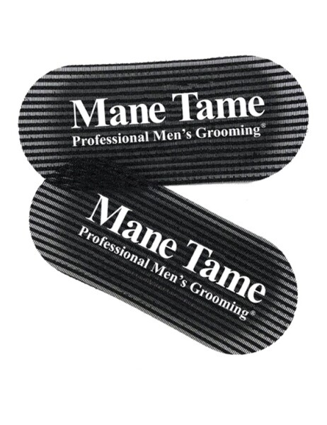 Mane Tame Hair Gripper 2-Pack – Classic Black