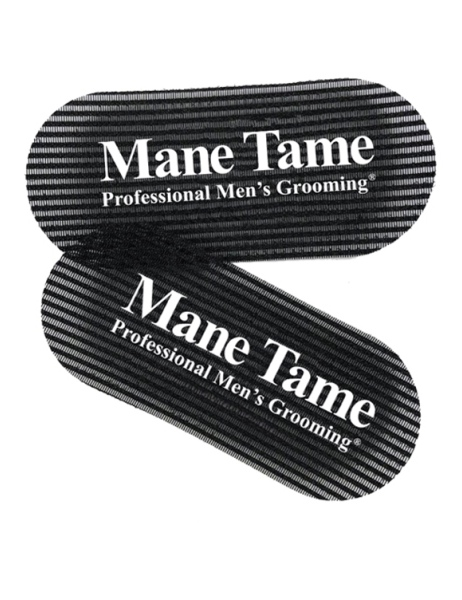 Mane Tame Hair Gripper 2-Pack – Classic Black