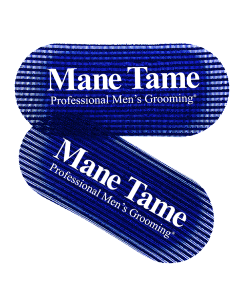 Mane Tame Hair Gripper 2-Pack – Dodger Blue