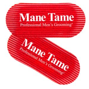 Mane Tame Hair Grippers - Ferrari Red