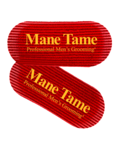 Mane Tame Hair Gripper - Cardinal Red & Gold
