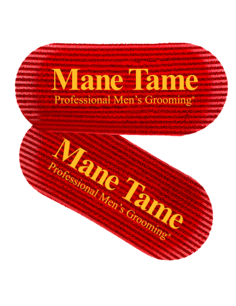 Mane Tame Hair Gripper 2-Pack – Cardinal Red & Gold
