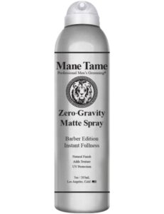 Zero-Gravity Matte Spray Front web