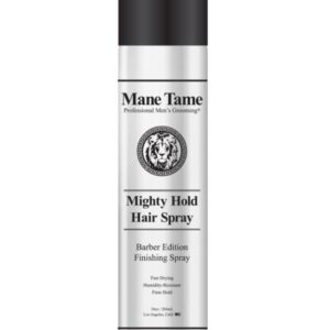 Mighty Hold Hair Spray Front