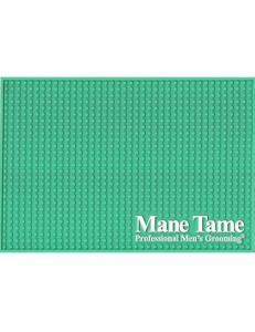 Mane Tame Barber Station Mat – Tiffany Teal