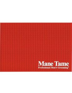 Mane Tame Barber Station Mat – Ferrari Fire