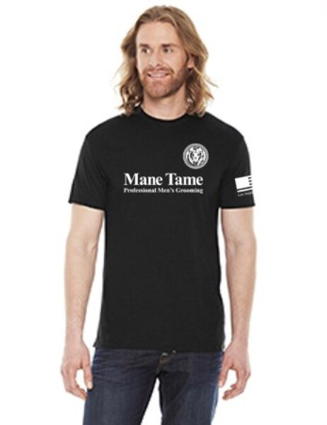 Mane Tame Men's Short Sleeve Tee – Medium