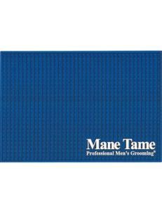 Mane Tame Barber Station Mat – Dodger Blue