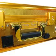 Mane Tame Executive Barber Case Gold 2