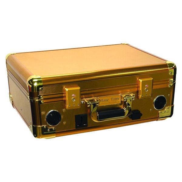 Mane Tame Executive Barber Case- Gold