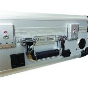 Mane Tame Executive Barber Case Silver 2