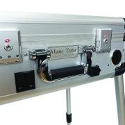 Mane Tame Mobile Master Barber Station Silver 5
